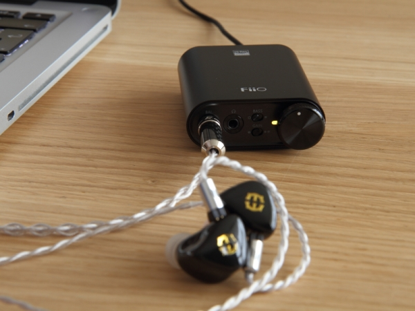 FiiO K3 USB DAC/Amp – Twister6 Reviews
