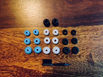 6 V12 Accessories