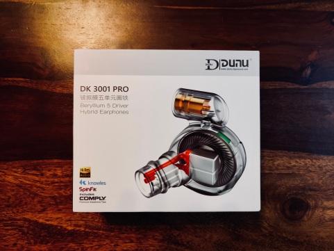 Box DK-3001Pro