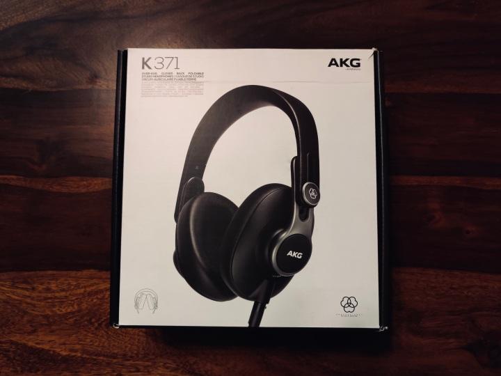 AKG K371 Box