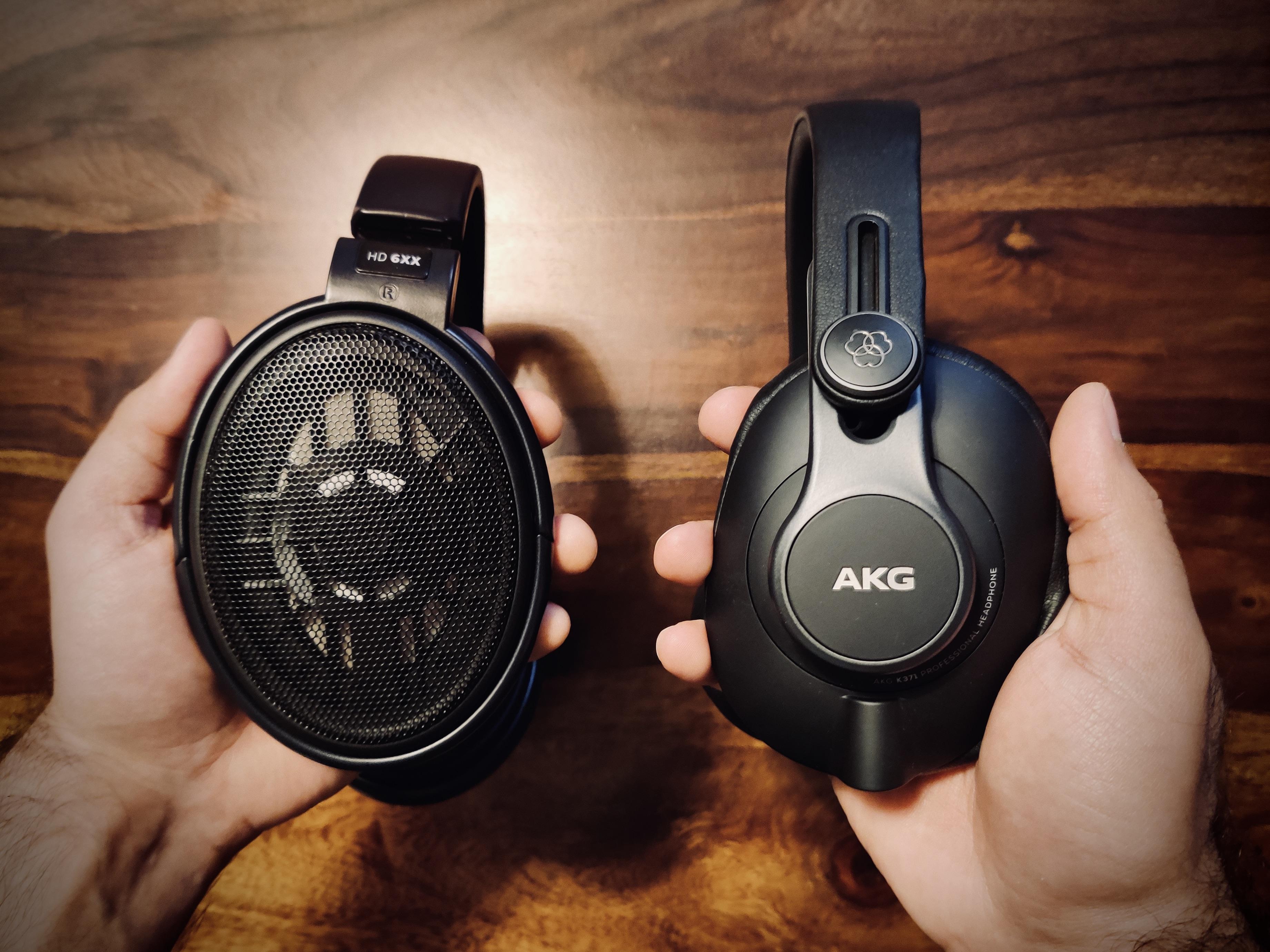 AKG K371 vs HD6XX
