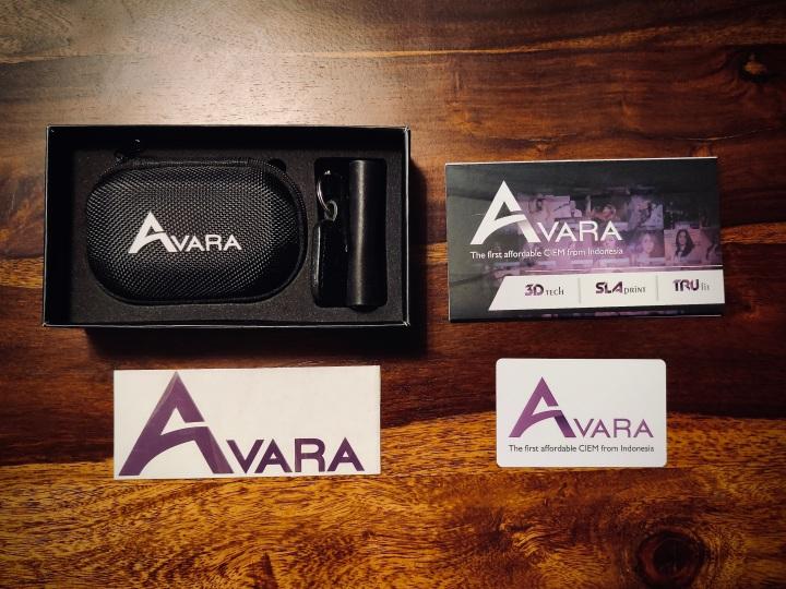 Avara AV3 Accessories