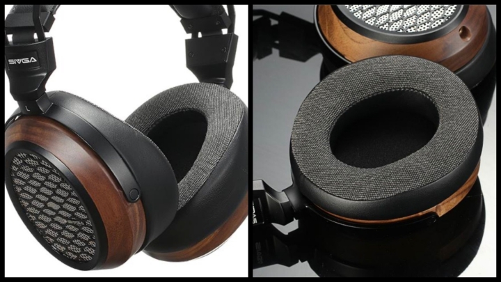SIVGA Earpads Front & Side