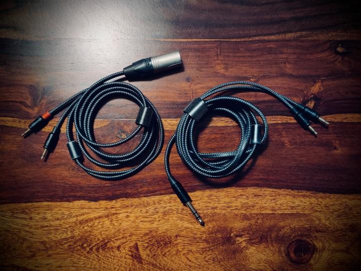 Focal Elex Cables