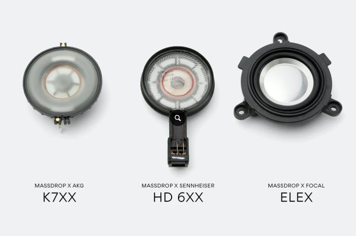 Focal Elex Driver Comparison