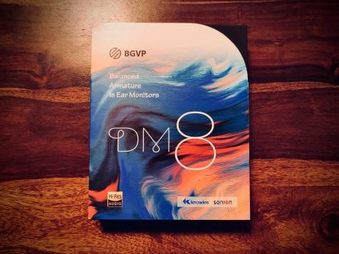 BGVP DM8 Box
