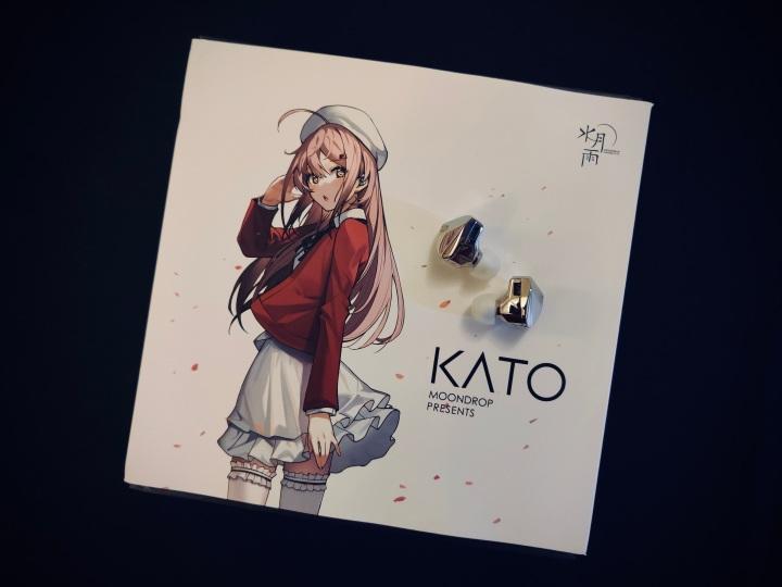 Moondrop Kato + Box 2
