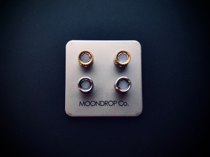 Moondrop Kato Nozzle Filters